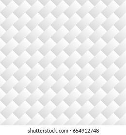 Soft gray color luxury diagonal square seamless pattern. geometric background.