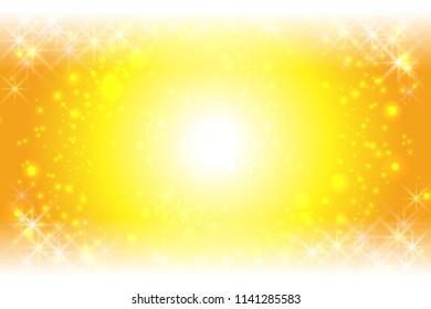 Soft and sparkling star light