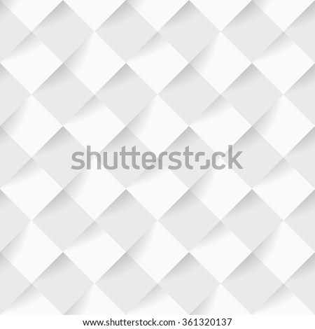 Soft White Square Pattern Wallpaper Website Or Cover Background