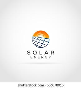 Solar Energy System Logo