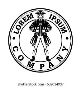 Soldier a revolutionary logo