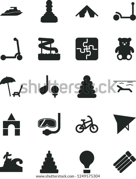 Black and white frame with Teddy bear toy with gift box. Vector clip art. -  Buy this stock vector and explore similar vectors at Adobe Stock | Adobe  Stock