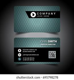 Solid Business Card