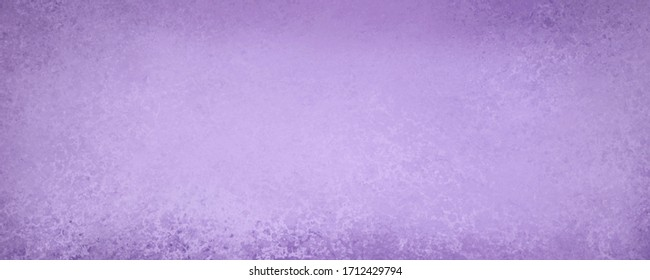 Solid pastel purple vintage background vector with texture and old faded grunge borders with light center, lilac or lavender painted wall with textured distressed material