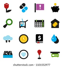 Punch Clock Icon Images Stock Photos Amp Vectors Shutterstock