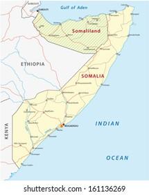 somalia road map