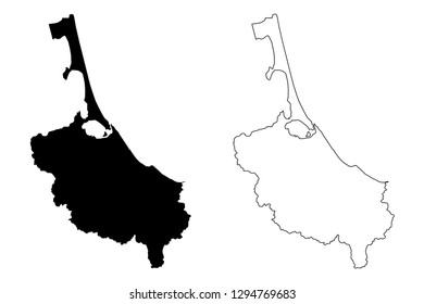 songkhla thailand images stock photos vectors shutterstock Thailand Vacation Spots songkhla province kingdom of thailand siam provinces of thailand map vector illustration