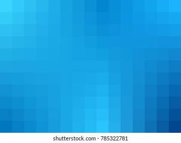 Soothing gradient background in blue from the Flat UI palette