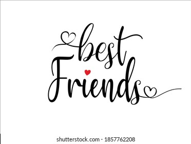soul sister with heart lettering design best friend forewer bff  besties