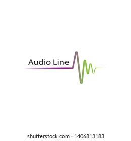 Sound Wave Logo Images, Stock Photos & Vectors | Shutterstock