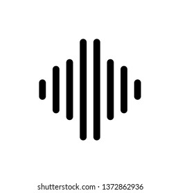 Sound frecuency icon