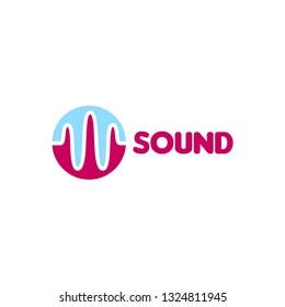Sound Logo Design Template