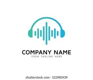 Dj Logo Images Stock Photos Amp Vectors Shutterstock