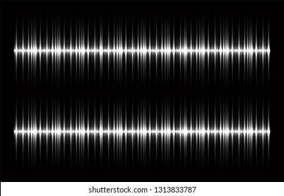sound waves, abstract pattern,vctor design