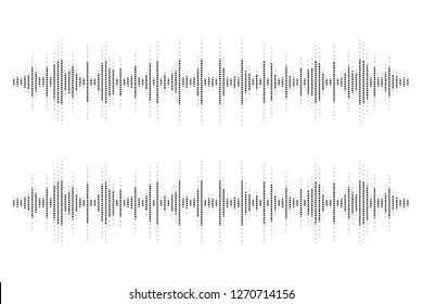 sound waves, vctor design