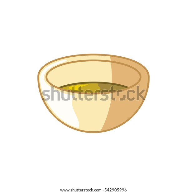 soup icon illustration isolated vector sign symbol