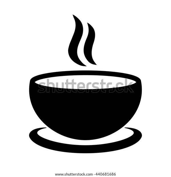 soup plate lunch dinner icon