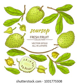 soursop elements set