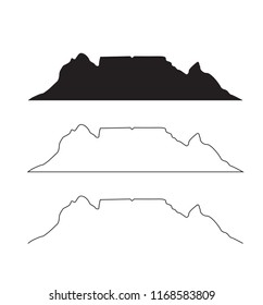 South African Mountain
