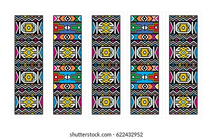 South African Ndebele Art