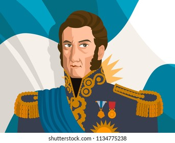 south america san martin great general