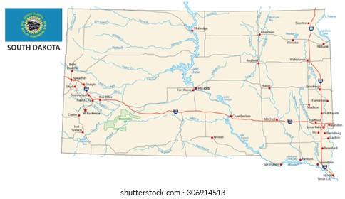 Us Road Map Images Stock Photos Vectors Shutterstock
