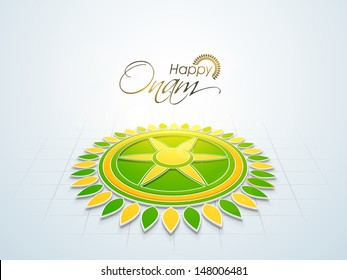 Onam wishes images stock photos vectors shutterstock south indian festival onam wishes background m4hsunfo