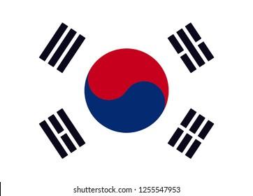 south korea flag vector,Flag of South Korea,country flags