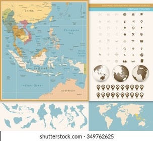 Asia Map Bangladesh Images, Stock Photos & Vectors | Shutterstock