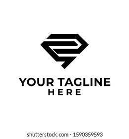 SP initial logo minimalist creative