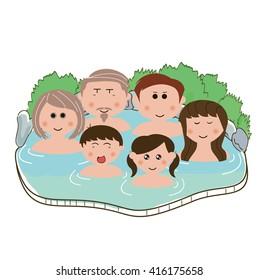 Spa, Family