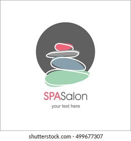 Spa salon logo