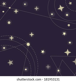 space background , space