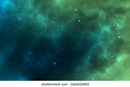 Galaxy Green Blue Images Stock Photos Vectors Shutterstock