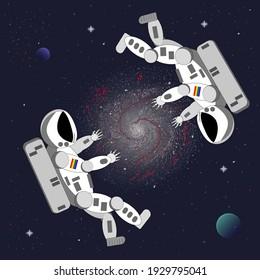 space deep lgbt astronaut astronauts galaxy planets