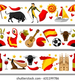 Symbol of Spain — Stock Photo © maxxyustas #5069383