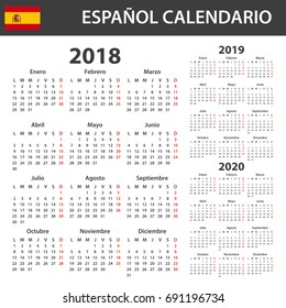 Calendario Con Week 2018.Imagenes Fotos De Stock Y Vectores Sobre Numeros Calendario