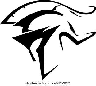 Sparta Helmet Abstract