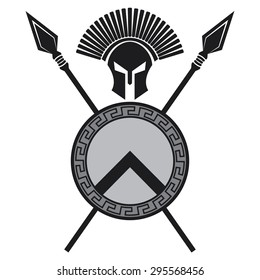 Spartan coat of arms