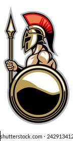spartan courage soldier