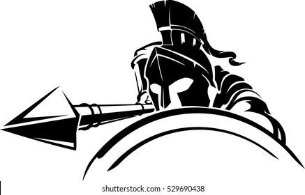 roman soldier images  stock photos   vectors shutterstock gladiator logo template gladiator logo wallpaper