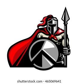 Spartan - Knight - Warrior