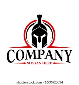 Spartan Logo can be used for company, icon, and others.