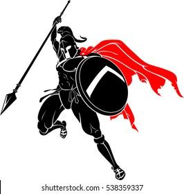 Spartan Mid Air Spear