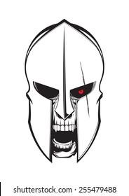 Spartan Skull