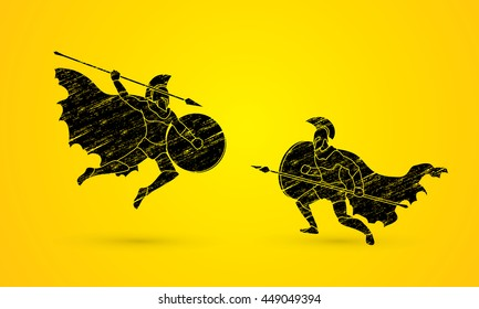 Fighting Spear Images, Stock Photos & Vectors   Shutterstock