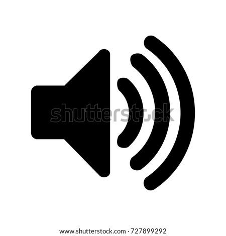 295725984 Speaker Vector Icon Vector de stock (libre de regalías)727899292 ...