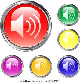 Speaker or Volume Buttons