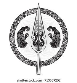 The Spear Of God Odin