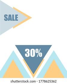 special big super sale offer poster